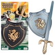 Toysmith Guardian Knights Sword and Shield - Black
