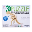 3D Wooden Puzzle Spinosaurus
