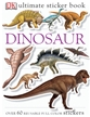 Ultimate Sticker Book: Dinosaur