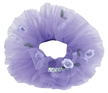 Lavender Flower Tutuband with Tiara