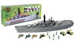 "Giant 26"" Battleship Set w/ Figures"