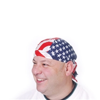 USA Flag Bandanas- 12 pack