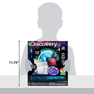 Chemistry Science Discovery Extreme Kit OXZuTPki