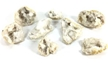Bulk Pack - 30 Open Half Moroccan Geodes - Crystal Centers 1.5""