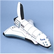 "Inflatable Space Shuttle 17""L, inflatable toys, inflatable space shuttle toy, space shuttle toy, spa"