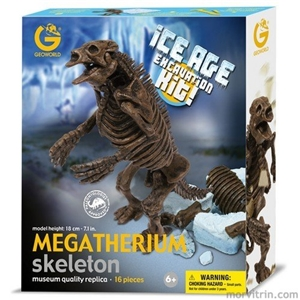 Geoworld Prehistoric Ice Age Excavation - Megatherium