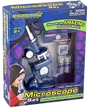 Jr. Science Explorer Microscope Set 100x, 200x, 450x