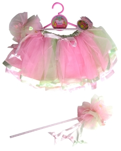 Princess Skirt with Wand