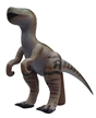 XL Velociraptor Inflatable Dinosaur - 8 Feet Tall