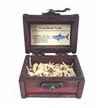 Fossil Shark Teeth w/ Treasure Chest