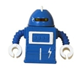 Zibit Robot-Shox, Mini Collectable Robots come to life with R/C!! Race your Zibit forward and turn a