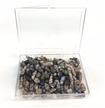 Turritella Agate Fossilized Fresh Water Snails