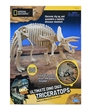 National Geographic Triceratops Ultimate Dino Dig Kit