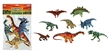 Dino Explorer - 4 Piece Assorted Dinosaur Gift Pack - Set 1