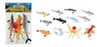 Sea Creature Explorer - 4 Piece Assorted Sea Life Gift Set - Set 1