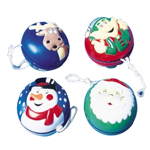Christmas Yo-Yos 12 Pack