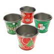 Holiday Stocking Stuffer - Mini Christmas Buckets