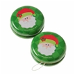 Holiday Stocking Stuffer - 12 Santa Yo-Yos