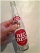 Vintage Big Red 10 Oz ACL Soda Bottle Waco Texas TX