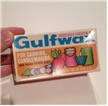 Vintage Gulfwax Canning Full Box NOS Gulf Oil Company Houston Texas Tx