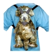 Triceratops Travel Buddies Backpack 16