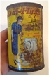 Early 1900's Old Vintage Sani Flush Metal Tin Poison Can 6 Oz Collectible Ohio