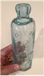 Vintage Blob Top Hutchinson Soda Bottle Bluff City Bottling Memphis Tennessee TN