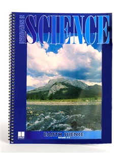 Investigations in Science - Earth Science Book