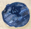 Large Translucent Blue Agate Slab Sliced Polished 5""