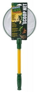 Backyard Safari Outfitters Wet/Dry Field Scoop Net