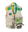 Backyard Safari - Kids Essential Field Gear Cargo Vest