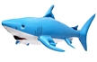 "24"" Inflatable Shark"