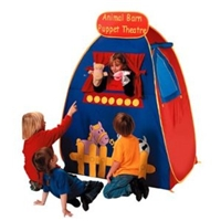 Animal Barn Puppet Theater