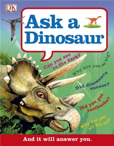 Ask A Dinosaur Book