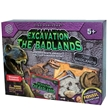 Dino Horizons The Badlands T-Rex Dinosaur Skeleton Excavation Dig Kit