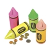 Free Gift - Crayon Savings Bank