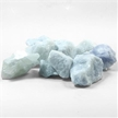 Blue Calcite Rough Mineral Rock - Bulk Pack 30