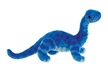 "30"" Blue Brachiosaurus Stuffed Animal"