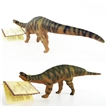 Retired Bullyland Plateosaurus Dinosaur Toy Model