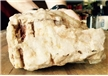 Large Calcite Quartz Display Piece  2.5lbs