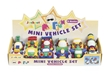 Mini Vehicles, baby toys, baby vehicle toys, wind-up toys, car toys, vehicle toys, toddler toys, tod