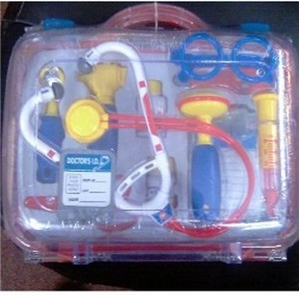 See Through Medical Set - 12 pcs