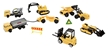 Construction Vehicles 10 pack Backpack