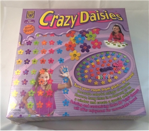 Ugly Box: Crazy Daisies Wood Room Decor