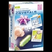 Phosphorescent Crystals Soft Building Blocks