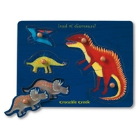 Dinosaurs Wooden Puzzle
