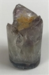 Amethyst Crystal Health & Healing  Cupcake Cylinder | Colored Center 2.25""