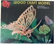 Butterfly Wood Kit