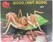 Ant Wood Kit