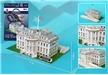 White House 3D Puzzle 64 Pieces